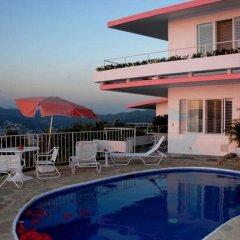 Отель Las Brisas Acapulco 4* Стандартный номер с разными типами кроватей фото 2