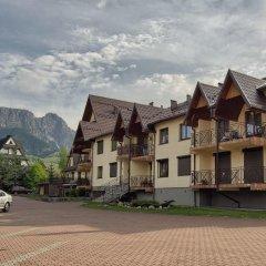 Апартаменты VisitZakopane Rocky Apartments парковка