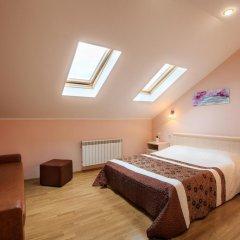 Гостиница Аист 2* Стандартный номер с двуспальной кроватью фото 2