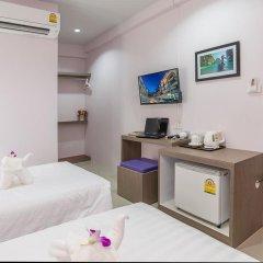 Отель Lada Krabi Express 3* Стандартный номер с 2 отдельными кроватями фото 6