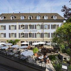 Hotel Florhof 3* Стандартный номер фото 4