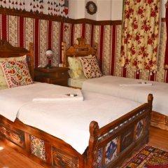 Homeros Pension & Guesthouse Стандартный номер с 2 отдельными кроватями фото 3