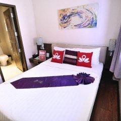 Отель ZEN Rooms Sukhumvit Soi 10 3* Стандартный номер с различными типами кроватей