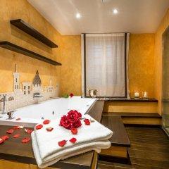 Отель Piazza Pitti Palace Улучшенные апартаменты с различными типами кроватей фото 11