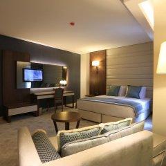 Отель Hassuites Muğla комната для гостей фото 5