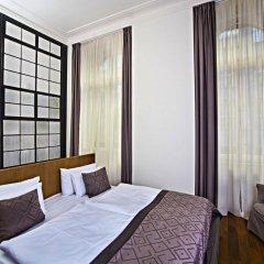 Отель Golden Crown 4* Стандартный номер с двуспальной кроватью фото 4