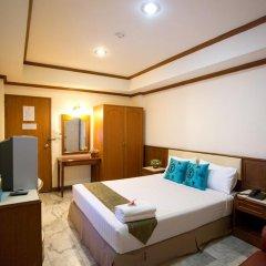 Chaipat Hotel 3* Стандартный номер с различными типами кроватей фото 3