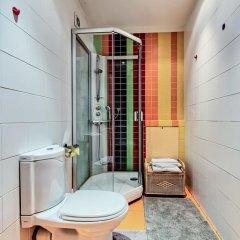 Гостиница Oksana's Apartments в Санкт-Петербурге отзывы, цены и фото номеров - забронировать гостиницу Oksana's Apartments онлайн Санкт-Петербург ванная фото 2