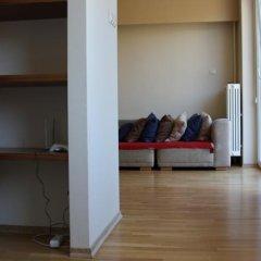 Апартаменты Dabrowskiego Apartment сейф в номере