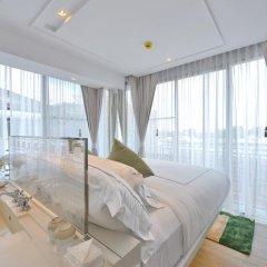Отель Riva Arun Bangkok 4* Номер Делюкс с различными типами кроватей фото 16