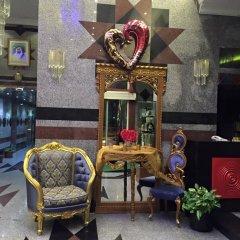 Отель Royal Crown Suites Шарджа гостиничный бар