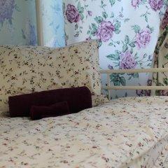 Хостел Ника-Сити Кровать в женском общем номере с двухъярусными кроватями фото 13