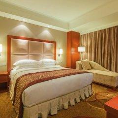 AVIC Hotel Beijing 4* Представительский номер с различными типами кроватей фото 2