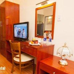 Saigon Crystal Hotel 2* Номер Делюкс с различными типами кроватей фото 3