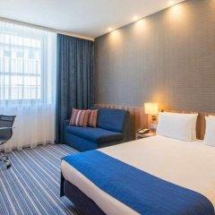 Отель Holiday Inn Express Frankfurt City Hauptbahnhof 4* Стандартный номер с различными типами кроватей фото 4