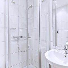 Отель Doria Германия, Дюссельдорф - отзывы, цены и фото номеров - забронировать отель Doria онлайн ванная фото 2