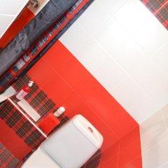 Апартаменты Red Bus Apartment na Mira ванная