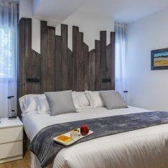 Отель Suite Home Sardinero 3* Номер Делюкс с различными типами кроватей фото 4