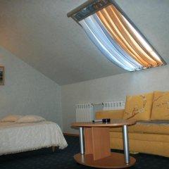 Гостиничный комплекс Корвет Стандартный номер с двуспальной кроватью фото 4