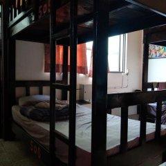 The Roof Backpackers Hostel Кровать в женском общем номере с двухъярусной кроватью фото 2