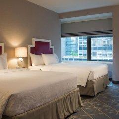 Отель Courtyard by Marriott New York City Manhattan Midtown East 3* Стандартный номер с 2 отдельными кроватями фото 2