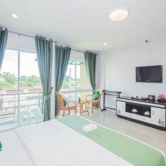 Отель The Cozy House Улучшенный номер с различными типами кроватей