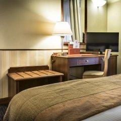 Hotel Dei Cavalieri 4* Номер Бизнес с двуспальной кроватью фото 10
