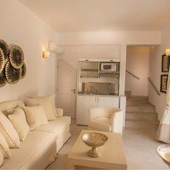 Отель Santorini Secret Suites & Spa 5* Вилла Junior с различными типами кроватей фото 12