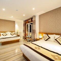 Acacia Saigon Hotel 3* Стандартный семейный номер с двуспальной кроватью фото 6