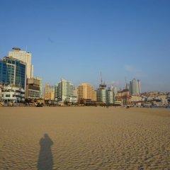 Hotel Won пляж фото 2