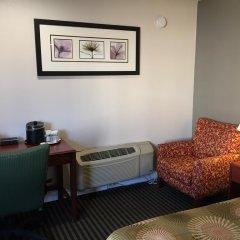 Отель Buena Vista Motor Inn 2* Стандартный номер с различными типами кроватей фото 13