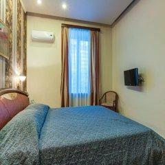 Крон Отель 3* Стандартный номер с двуспальной кроватью фото 2