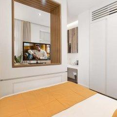 Отель Dominic Smart & Luxury Suites Terazije 4* Номер Делюкс с различными типами кроватей фото 9