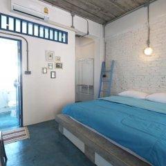 Chanchalay Hip Hostel Номер Делюкс с различными типами кроватей фото 6