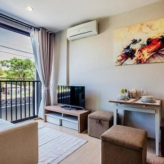 Отель Zcape 2 Residence by AHM Asia 3* Студия Делюкс фото 8