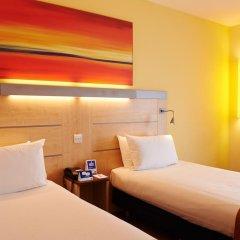 Отель Holiday Inn Express Edinburgh City Centre 3* Стандартный номер фото 9