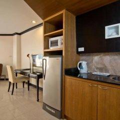 Отель Bella Villa Metro 3* Улучшенный номер с двуспальной кроватью фото 5