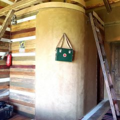 Отель Cob camp Бунгало фото 2