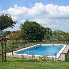 Отель Quinta do Pinheiral бассейн
