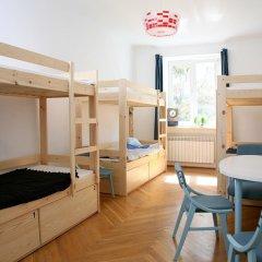Fest Hostel Варшава комната для гостей фото 3