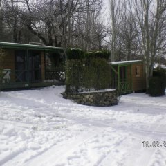 Отель Camping Ruta del Purche Бунгало фото 6