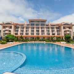 Отель Villa Romana Болгария, Балчик - отзывы, цены и фото номеров - забронировать отель Villa Romana онлайн бассейн фото 3