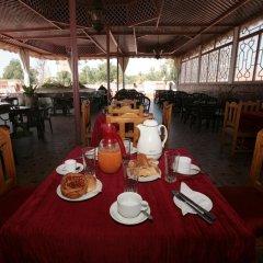 Отель Hôtel Ichbilia Марокко, Марракеш - отзывы, цены и фото номеров - забронировать отель Hôtel Ichbilia онлайн питание фото 2
