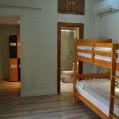 Mad4you Hostel Кровать в общем номере с двухъярусной кроватью фото 12