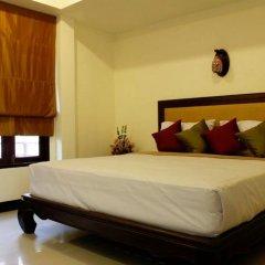 Отель Chaba Garden Resort 3* Стандартный номер с различными типами кроватей фото 13