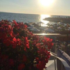 Отель Saranda Fantastic Албания, Саранда - отзывы, цены и фото номеров - забронировать отель Saranda Fantastic онлайн пляж фото 2
