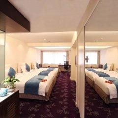Отель SKYTEL 4* Номер Делюкс фото 3