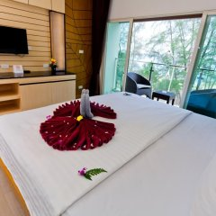 Anda Beachside Hotel 3* Стандартный номер с двуспальной кроватью фото 19