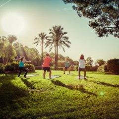 Отель The St. Regis Mardavall Mallorca Resort фитнесс-зал фото 2