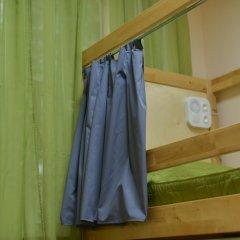 DREAM Hostel Zaporizhia Кровать в общем номере с двухъярусными кроватями фото 3